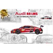 Audi R8 LMS Macau FIA GT 2015 1/24
