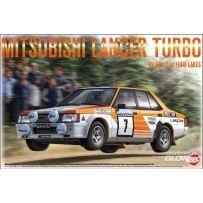 Mitsubishi Lancer Turbo 82 Rally of 1000 Lakes 1/24