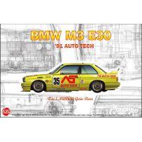 BMW M3 E30 Gr.A 91 AUTO TECH 1/24
