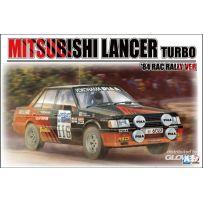Mitsubishi Lancer Turbo 1984 RAC Rally Ver. 1/24