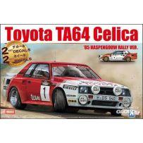 Toyota TA64 Celica 1985 Haspengouw Rally Ver. 1/24