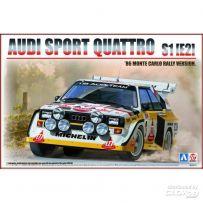Audi Sport Quattro S1(E2) 1986 Monte Carlo Rally Ver. 1/24