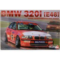 BMW 320i (E46) Super Production DTCC 2001 Winner 1/24