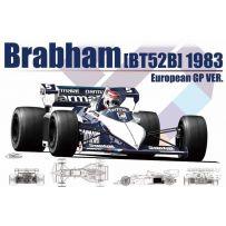 Brabham BT52B 1983 European GP Ver. 1/20