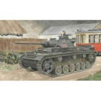 Panzer III Ausf.J 2in1 1/35