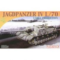 Jagdpanzer IV L/70 Debut Prod. 1/72