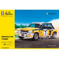 Renault R5 Turbo 1/24