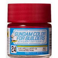 Gundam Color For Builders (10ml) TRANS-AM RED PEARL