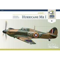 Hurricane Mk I Model Kit 1/72