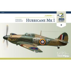 Hurricane Mk I Model Kit 1/72