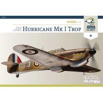 Hurricane Mk I Trop Model Kit 1/72