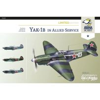 Yak-1b Allied Fighter Limited Edition 1/72