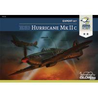 Hurricane Mk IIc Expert Set 1/72