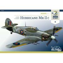 Hurricane Mk IIc Model Kit 1/72