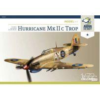 Hurricane Mk IIc Trop 1/72