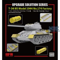 T-34/85 Model 1944 - upgrade solution 1/35
