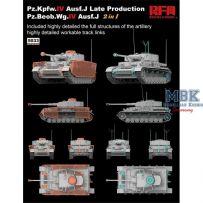 Panzer IV Ausf. J late / Pz.Beob.Wg IV Ausf.J 2in1 1/35
