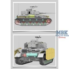 Panzer IV Ausf. H early 1/35
