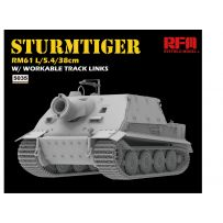 Sturmtiger W/ Workable Track Links 1/35