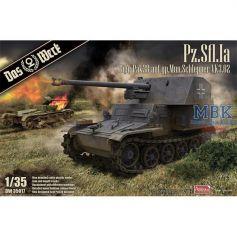Pz.Sfl. Ia - 5cm Pak 38 auf gp. Mun Schlepper 1/35