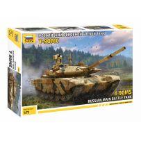 Zvezda 5065 - Char de combat principal Russe T-90MS 1/72
