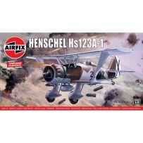 Airfix A02051V - Henschel Hs123A-1 1/72