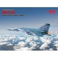 MiG-25 PD Chasseur Intercepteur Soviétique 1/72