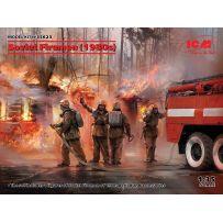 Pompiers Soviétiques (années 1980) 1/35