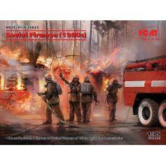Soviet Firemen 1980s 1/35