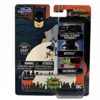 Nano Vehicule Batman Classic 3