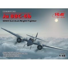 Ju 88С-6b WWII German Night Fighter 1/48
