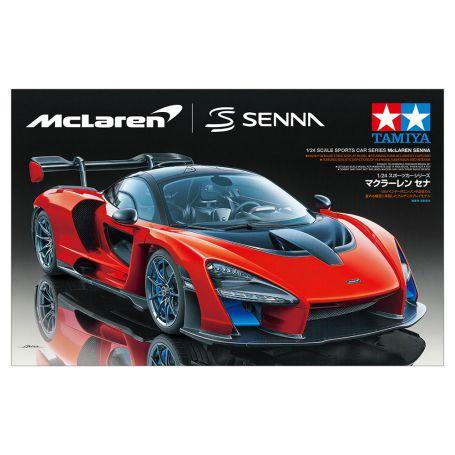 McLaren Senna Sports Car Series no.355 1/24