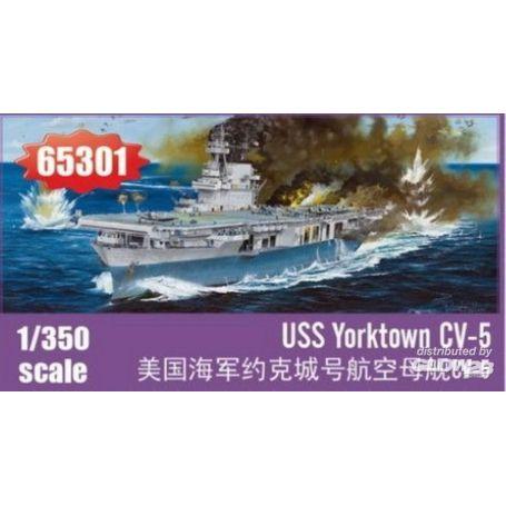USS Yorktown CV-5 1/350