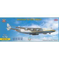 An-225 Mriya Superheavy transporter (Re-release) 1/72