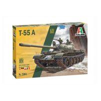 Char Moyen Soviétique T-55 1/72