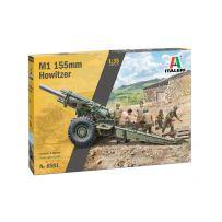 Obusier US M1 155mm et Servants 1/35