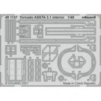 Tornado ASSTA 3.1 interior 1/48