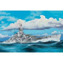 Cuirassé de la Marine Italienne RN Vittorio Veneto 1940 1/350