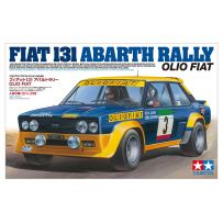 Fiat 131 Abarth Rally Olio Fiat 1/20
