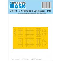 V-156F/SB2U Vindicator MASK 1/48