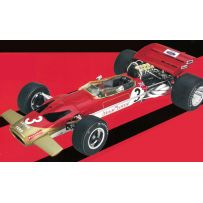 Ebbro 006 - Lotus Type 49C 1970 1/20
