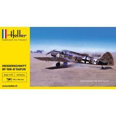 Heller 80231 - Messerschmitt Bf 108 B Taifun 1/72