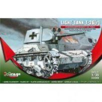 Light Tank T-26(R) Panzerkampfwagen T-26 740(R) Serie 5 1/35