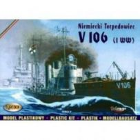 Deutsches Torpedoboot V 106 1/400