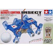 TAMIYA 71107 - Insecte télécommandé à 2 canaux (type rampant à six pattes)