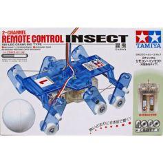 Insecte télécommandé à 2 canaux (type rampant à six pattes)