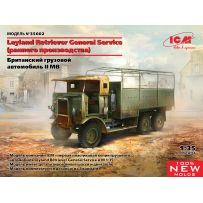 ICM 35602 - Leyland Retriever General Service (début prod.) - Camion Britannique 2e G.M. 1/35