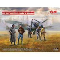 Aérodrome de la Luftwaffe 2e G.M. 1/48