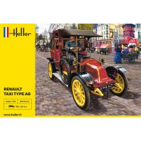 Renault Taxi Type AG 1/24