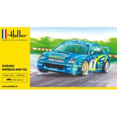 Subaru Impreza WRC'02 1/43